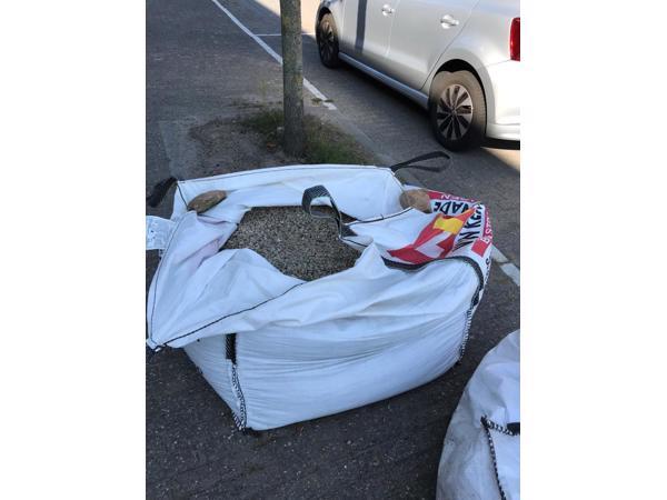 Japans Grit  +/-250 kg